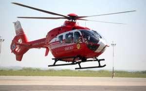 Un elicopter SMURD care transporta un pacient s-a prăbușit în lacul Siutghiol din stațiunea Mamaia