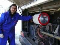 Un inginer auto din Deva propune un dispozitiv de reducere a consumului de carburant la camioane