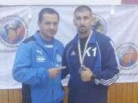 Un maramureşean deţine titlul de vicecampion european la kickboxing