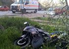 Un motociclist și o femeie răniți în urma unui accident în Pasul Prislop