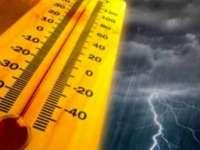 Un nou cod galben de ploi și furtuni pentru Maramureş