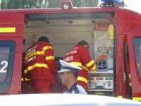 Un sighetean a accidentat o bătrână la Rona de Sus