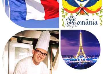 """Un sighetean la festivalul """"Le Village International de la Gastronomie"""" din Paris"""