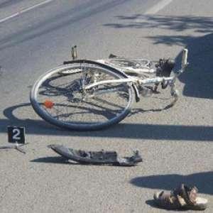 Un șofer sighetean a lovit un biciclist, dar a fugit de la locul accidentului pentru că avea permisul reținut