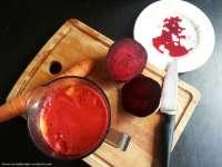 Un suc de sfeclă roșie, miere, morcovi, portocale și lămâi prelungește speranța de viață dacă este consumat zilnic