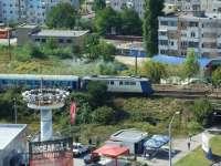 Un tânăr a căzut și s-a accidentat într-un tren în apropiere de gara CFR Baia Mare