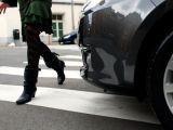 Un tânăr din Tisa a accidentat o fată de 16 ani pe trecerea pentru pietoni şi a fugit de la faţa locului