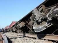 Un tren de marfă a deraiat pe ruta Craiova - Drobeta Turnu Severin