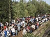 Ungaria: Presiunea migrației nu se va reduce, în pofida apropierii iernii