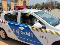 UNGARIA: Un microbuz înmatriculat în România s-a ciocnit cu un autoturism