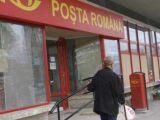 Unitățile Poștei Române din întreaga țară vor fi închise luni și marți