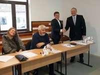 UNPR Borșa și-a ales noul Președinte al organizației și Biroul politic local