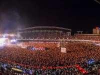 UNTOLD: Locul de desfășurare a Untold, sub semnul întrebării, din cauza pagubelor produse la Cluj Arena