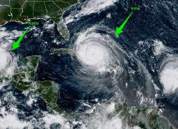 Uraganul Jose, dezastrul care vine după Irma