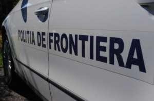 Urmărit internaţional reţinut de polițiștii de frontieră