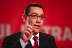 """USL dă înapoi - Victor Ponta: """"Proiectele de lege privind amnistia și Codul penal trebuie rediscutate de către Parlament"""""""
