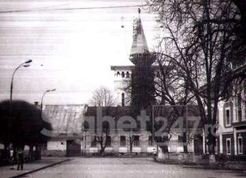 Vă mai amintiți? Catedrala Ortodoxă din Sighet, în construcție.