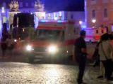VAL DE ATENTATE ÎN GERMANIA - Un MORT şi 12 răniţi după ce un sirian s-a detonat lângă Nurnberg