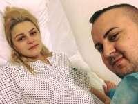 Vasilică Ceterașul a devenit tată pentru prima dată