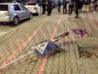 VASLUI - O studentă a murit după ce a fost lovită în cap de un indicator rutier