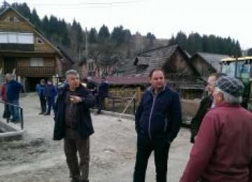 Verificări la Borșa cu privire la cheltuirea sumelor de bani alocate de Guvern în urma inundațiile de anul trecut