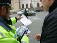 Veste proastă pentru şoferi: Se măresc amenzile de circulaţie