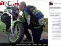 Vezi mesajul cutremurator postat pe Facebook de catre motociclistul decedat in Baia Mare