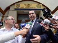 Victor Ponta a scăpat de dosarul de conflict de interese de la DNA