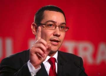 Victor Ponta declară că angajările