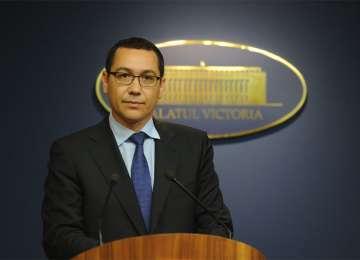 Victor Ponta: Guvernul îşi va asuma răspunderea pe regionalizare doar după un acord cu forţele politice