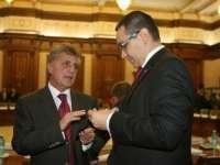 Victor Ponta: Îl voi propune premier interimar pe Mircea Dușa