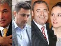Videanu, Bica, Dorin și Alin Cocoș, trimiși în judecată de DNA