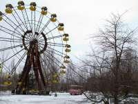 VIDEO: 30 de ani de la Cernobîl. Cum arată acum oraşul părăsit Pripiat