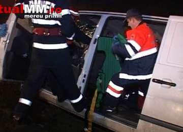 VIDEO - Accident mortal pe DN 1C, între Baia Mare și Dej