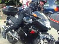 VIDEO - ACCIDENT: Motociclist mort după ce s-a ciocnit cu un polițist care se afla în timpul serviciului, cu mașina IPJ Maramureș