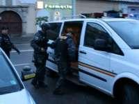VIDEO: Alertă cu BOMBĂ în Gherla