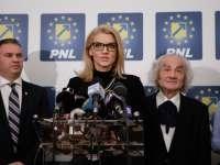 VIDEO: Alina Gorghiu a demisionat de la șefia Partidului Național Liberal