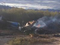 VIDEO - Argentina: Zece morţi în urma coliziunii a două elicoptere