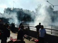 VIDEO: ATAC TERORIST - Două explozii puternice în capitala Turciei: Cel puţin 30 de persoane au fost ucise şi peste 126 rănite