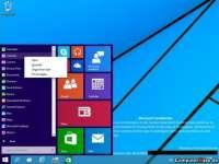 VIDEO - Au apărut primele imagini cu WINDOWS 9. Află care sunt noile modificări