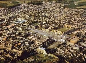 VIDEO: Autoritățile italiene au în vedere limitarea numărului de vizitatori în Pompei