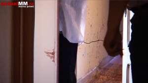 VIDEO: BAIA MARE- Femeie tâlhărită în propriul apartament