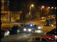 VIDEO - Bătaie cu bâte și topoare între clanurile țigănești din Baia Mare. Poliția și Jandarmeria au intervenit