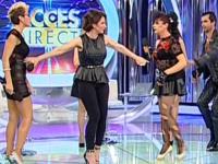 """VIDEO - Bătaie în emisiunea """"Acces direct"""" între Rodica, Sexy Moroșanca și Dana Roba, amanta lui Nicolae Guță"""