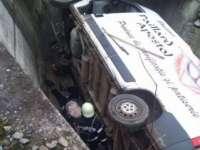 VIDEO: Borşean decedat în urma unui eveniment rutier la Moisei