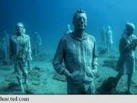VIDEO: Cel mai mare muzeu subacvatic din lume va putea fi vizitat din 25 februarie