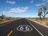 VIDEO: Celebra şosea americană Route 66