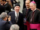 VIDEO: Chitaristul de la U2 a dat primul concert rock din Capela Sixtină