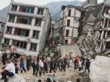 VIDEO: Cutremur cu magnitudinea de 7,9 grade în Nepal