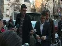 VIDEO - Dan Şova, adus cu mandat la DNA. Senatorul PSD este SUSPECT într-un nou dosar